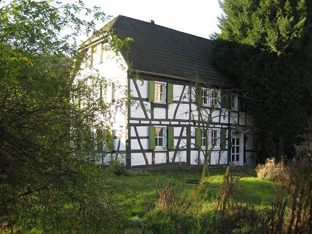 Leyenhof und Pastorat