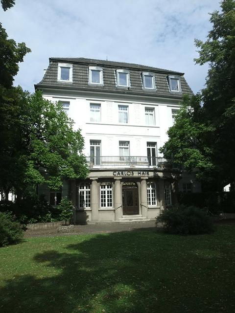 Blick auf die ehemalige Kronenapotheke
