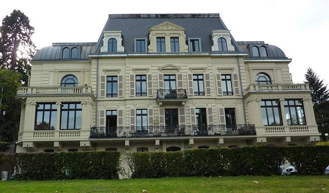 Haus Drachenstein / Villa Schnitzler