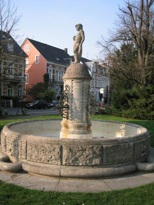 Bübchenbrunnen